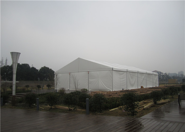 Heavy Duty Waterproof Industrial Warehouse Tent For Outdoor Storage Usage