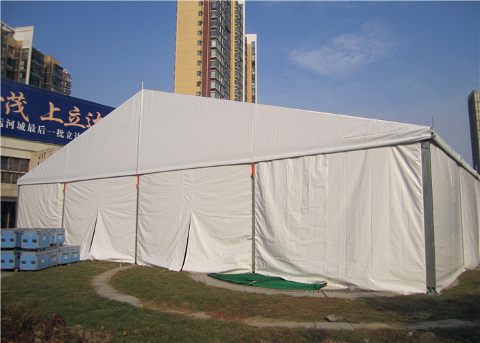 Outdoor Event Marquee Church Canopy Party Wedding Tent White Double Coated